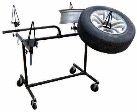 Wheel Repair Painting Stand 865 0051