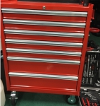 Tools trolley project