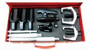 FRONT END SERVICE TOOL SET 10PCS