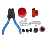 BRAKE TUBE FLARING AND BENDING TOOL SET