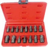 15PCS SCREW EXTRACTOR SET