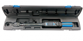 "SIMULTANEOUS"" DISPLAY OF TORQUE AND ANGLE  DIGITAL TORQUE WRENCH"