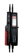 VOLTAGE TESTER WITH WIRE STRIPPER