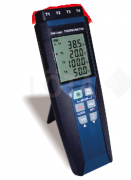 FOUR CHANNELS DATALOGGER THERMOMETER (PC INTERFACE)