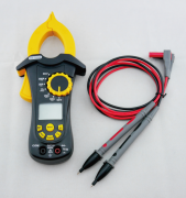 LCD CLAMP METER MANUAL