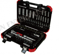 "108PC 1/4""DR. & 1/2""DR. SOCKET SET (MM)"