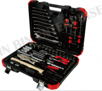 "80PC 1/4""DR. & 1/2""DR. SOCKET SET (MM)"