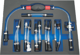 DIESEL FUEL LINE PRIMING SET
