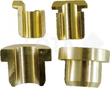 WEDGES (2 PAIRS) FOR RELEASING DIESEL FUEL FILTER FITTINGS