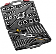 51 PCS TAP & DIE SET IN METRIC