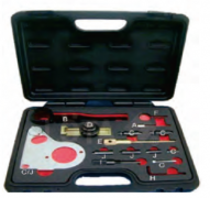 SETTING / LOCKING TOOL KIT RENAULT / NISSAN & VAUXHALL / OPEL 1.6/2.0/2.3 DCI