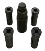 5PCS TIGHT-GRIP STUD REMOVER / INSTALLER SET