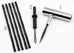PNEUMATIC TIRE REPAIR KIT 3PCS SET