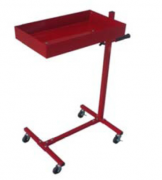 FLEXIBLE STAND WITH TRAY