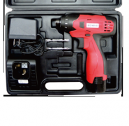 "IMPACT DRIVER SET 1/4""HEX LITHIUM-ION"