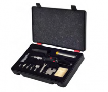 SOLDERING IRON TOOL KIT WITH HOT SCRAPER